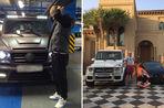 Футболиста Кокорина на четыре месяца лишили прав за езду по встречке