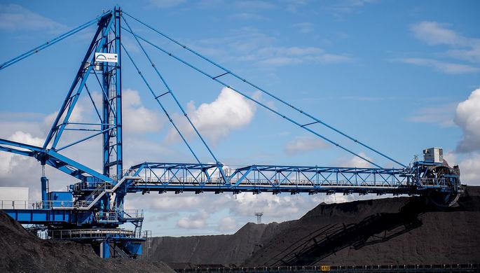 Уголь-путешественник
