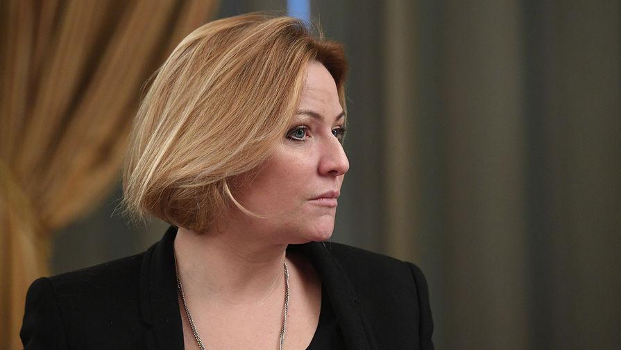 Министр культуры России Ольга Любимова