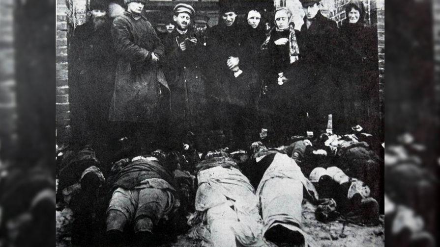 Портовые рабочие: кто устроил еврейский погром в Керчи