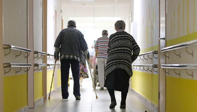 Неадекватная защита: как постояльцы соцучреждений страдают в пандемию