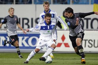 В матче первого круга «Динамо» разгромило «Зарю» 6:1