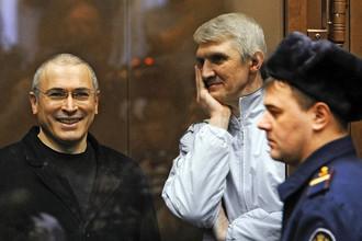 Глава Верховного суда решил рассмотреть надзорную жалобу Ходорковского и Лебедева