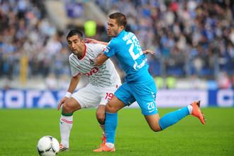 Александр Самедов пропустит три матча ЧР, в том числе против «Зенита»