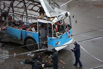 За теракты в Волгограде взяла ответственность группировка «Ансар аль-Сунна» из Дагестана