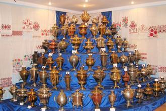 Музей самоваров в городе Касимов