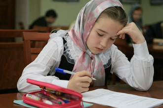Математика победила православие