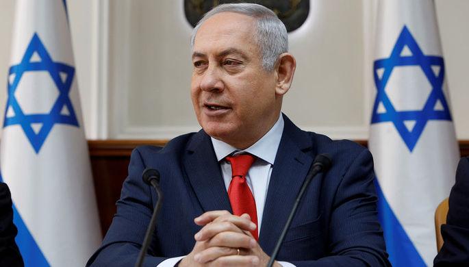 Нетаньяху не хочет уходить в отставку в случае предъявления ему обвинений