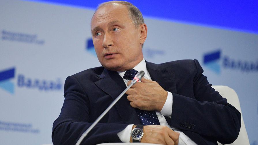 Путин назвал условия ухода Ирана из Сирии