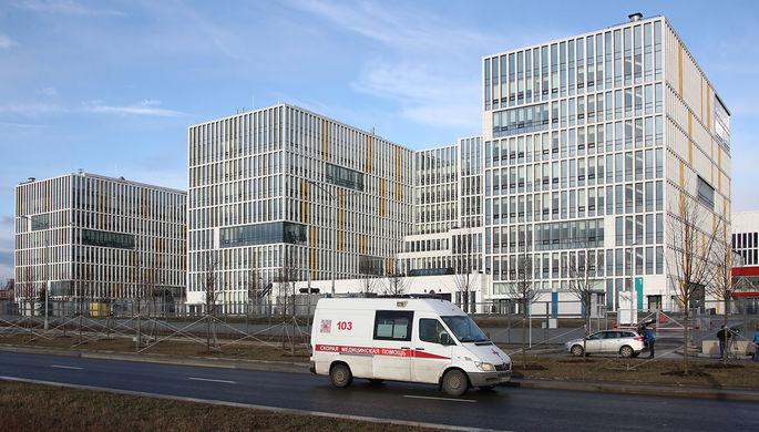 Анализы позволяют: более сотни пациентов покинули Коммунарку
