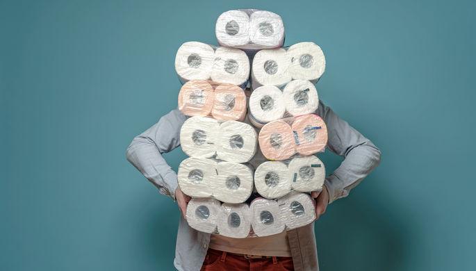 Туалетный кризис: кто скупил всю бумагу