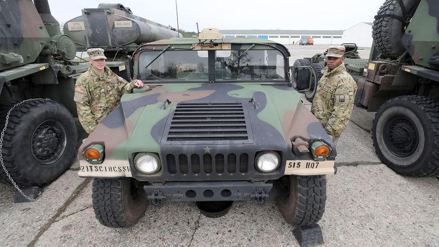 Ревизия указов Трампа: США остановили переброску войск в Европе