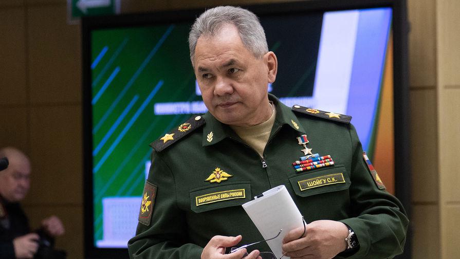 Обсудить сотрудничество: Шойгу приехал в Минск
