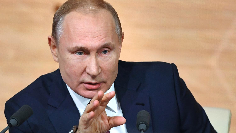 Путин назвал истинных виновников Второй мировой войны