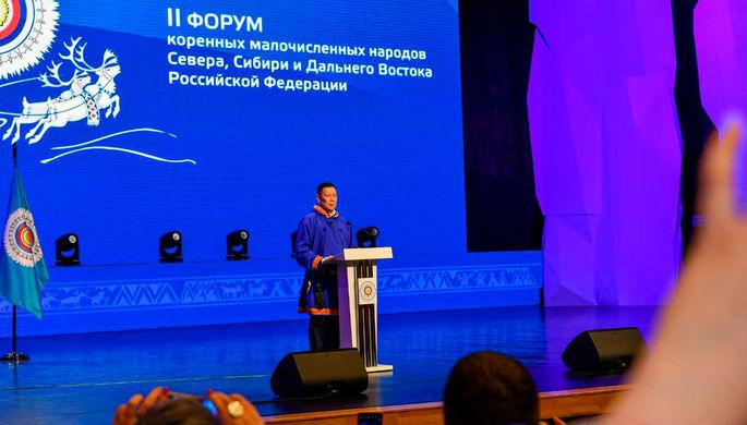 «Ямал становится моделью»: в ЯНАО прошел Второй форум малых народов Севера