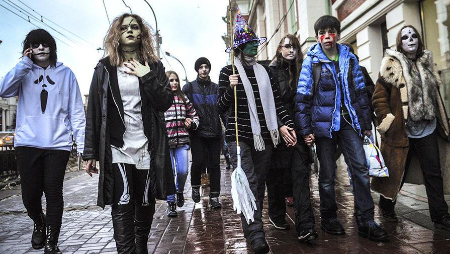 Празднование Хеллоуина в России могут запретить из-за «пакета Яровой»