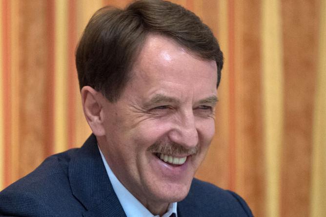 Вице-премьер по агропромышленному комплексу Алексей Гордеев (ранее работал полпредом президента России в Центральном федеральном округе)
