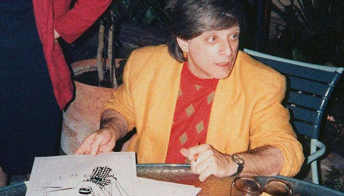 Харлан Эллисон в Лос-Анджелесе, 1986 год