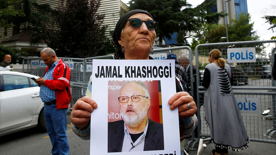 Франция ввела санкции из-за дела Хашукджи