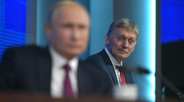В Кремле допустили возможность кибервойны США против России