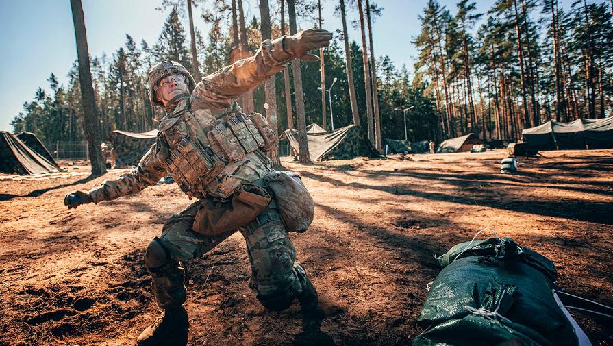 «Бряцание оружием»: в Эстонии начинаются совместные учения с США
