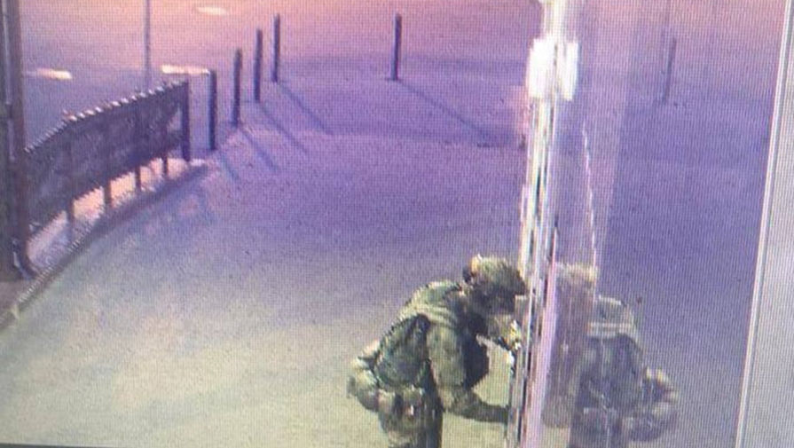 Что известно о нападении на отдел полиции в Воронежской области