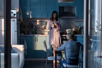 Кадр из фильма «Нелюбовь» (2017)