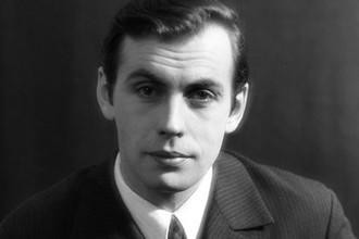 Диктор Юрий Ковеленов, 1971 год