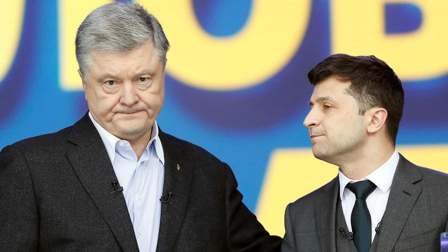 Зеленского заподозрили в продолжении политики Порошенко