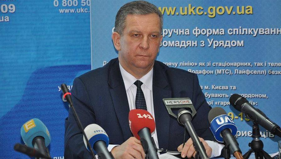 «Мрази и негодяи»: украинский министр оскорбил Донбасс