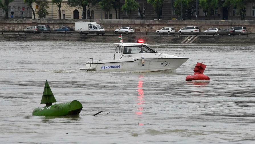 В смертельной аварии судов в Будапеште найден украинский след