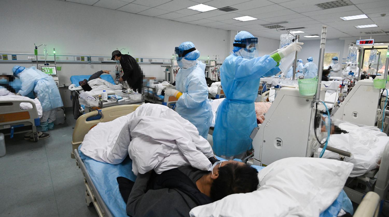 Распространение коронавируса в мире, актуальное на 23 мая 2020 года