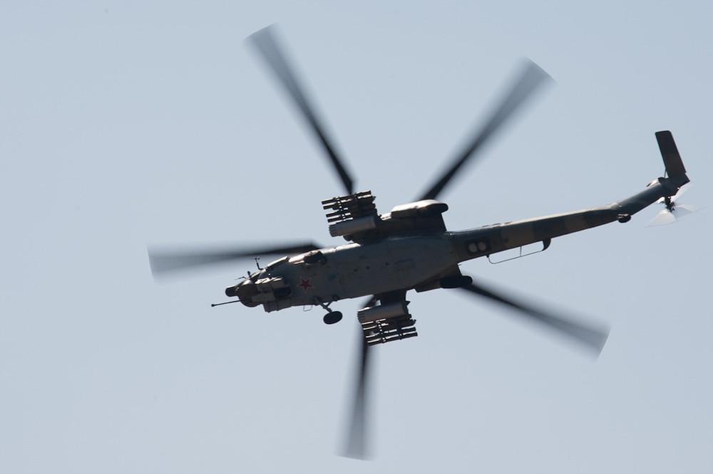 Испытания «ночного суперохотника» Ми-28НМ завершены