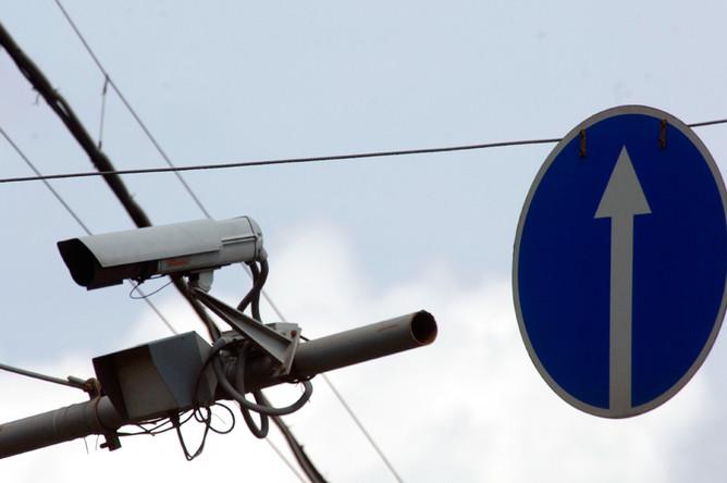 С начала года автоматические камеры выявили более миллиона нарушений ПДД