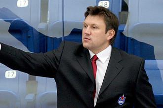 Вячеслав Буцаев стал и.о главного тренера ЦСКА