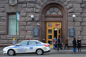 В здании Минобрнауки прошли обыски в рамках дела о взятке против бывшего ректора ГУУ Виктора Козбаненко