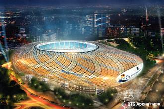 Новый стадион «Динамо» будет очень красив и недорог