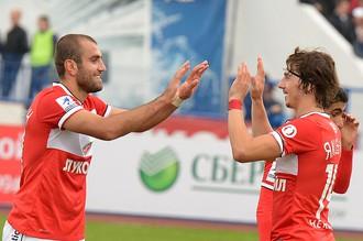 Мовсисян и Яковлев — наиболее заметные игроки в составе осеннего «Спартака»