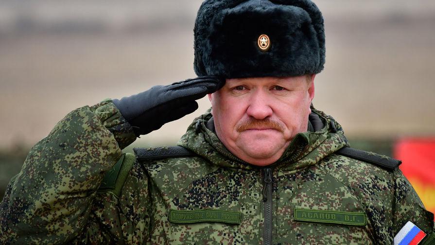 Фото: В Сирии погиб российский генерал