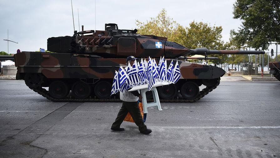 Раскол в НАТО: Турция и Греция в шаге от конфликта