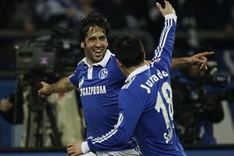 Рауль оформил хет-трик в матче с «Вердером»