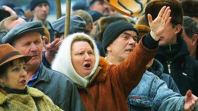 Петр Бизюков о том, почему трудовой протест стремительно деградирует