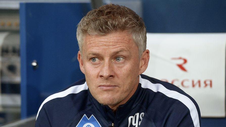 Норвежский тренер Уле Гуннар Сульшер