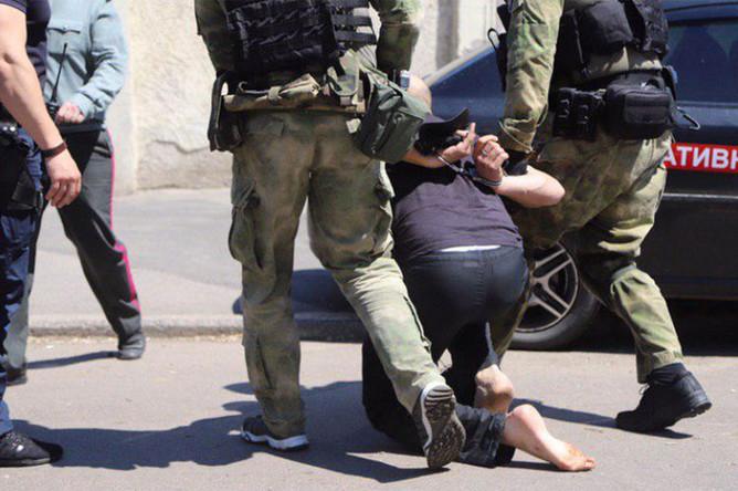 Ситуация у колонии общего режима №51 в Одессе, 27 мая 2019 года
