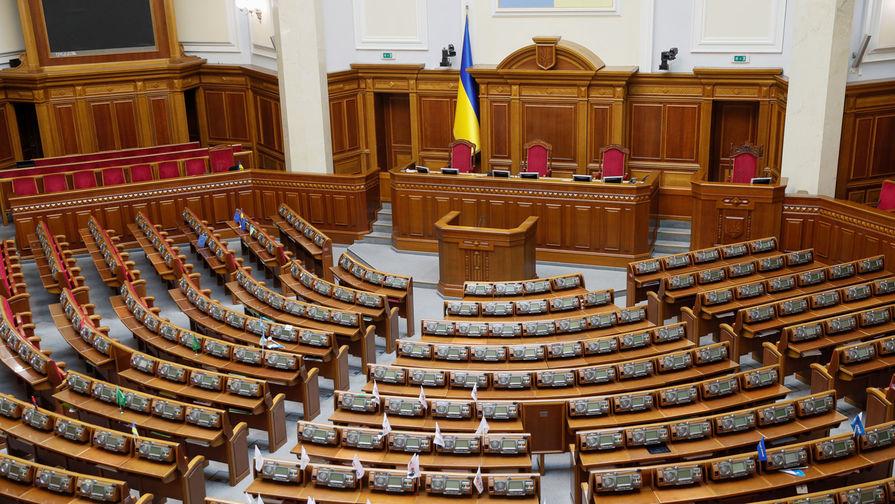 В Раду прошли пять партий по итогам подсчета 100% голосов