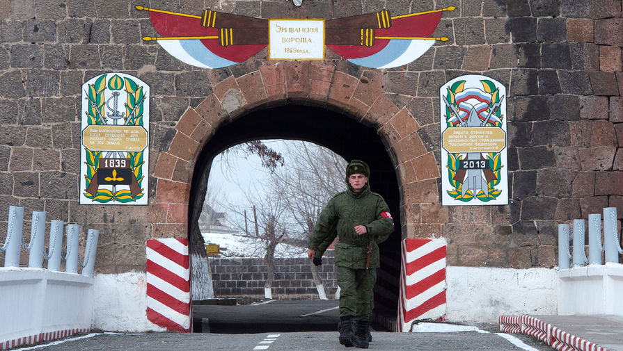 Вопрос выживания: 25 лет назад Россия создала военную базу в Армении