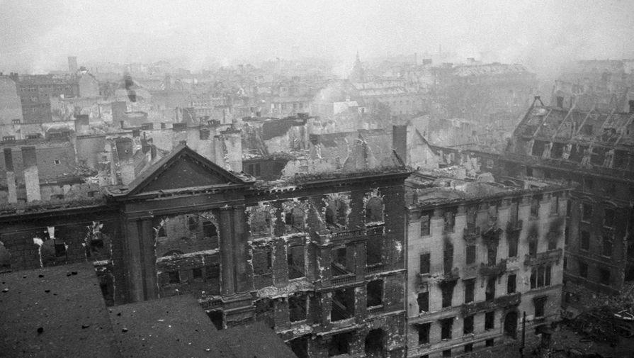 «Лживые программы»: от США требуют не искажать историю войны