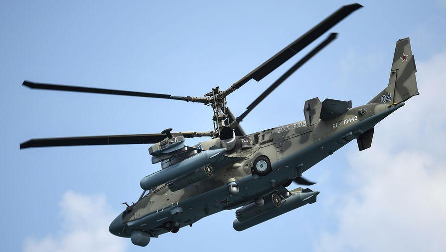 Первый полет: в России испытали вертолет Ка-52М «Аллигатор»