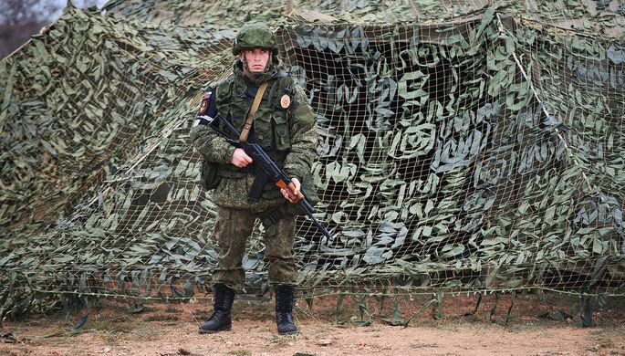 Нота протеста: Украине не понравились учения в Крыму