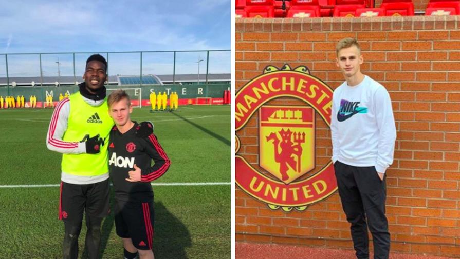 В случае перехода в Локомотив 16-летний Пиняев отправится в аренду в Крылья Советов